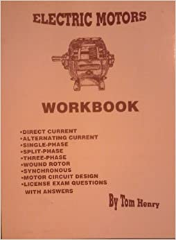 Book Electric Motors Workbook # 323