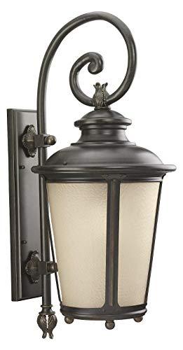 Extra Large Led Outdoor Wall Lantern