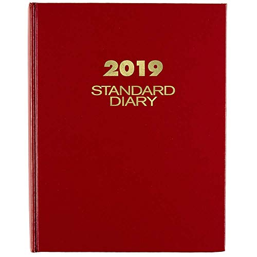 (AT-A-GLANCE 2019 Standard Diary / Daily Journal, 7-11/16