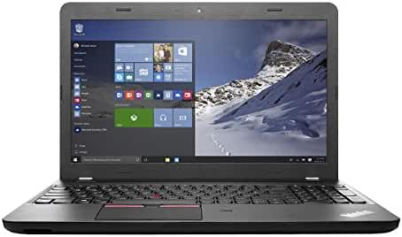 Lenovo ThinkPad E560 Laptop, Intel Core i5-6200U 2.3GHz, 500GB SATA, 4GB DDR3, 802.11ac, Bluetooth, Win7Pro, Black, 15.6