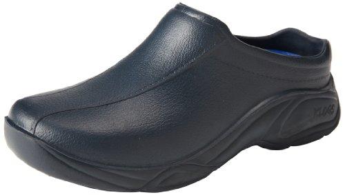 KLOGS Footwear Unisex Sedalia Polyurethane Chef Clog Navy