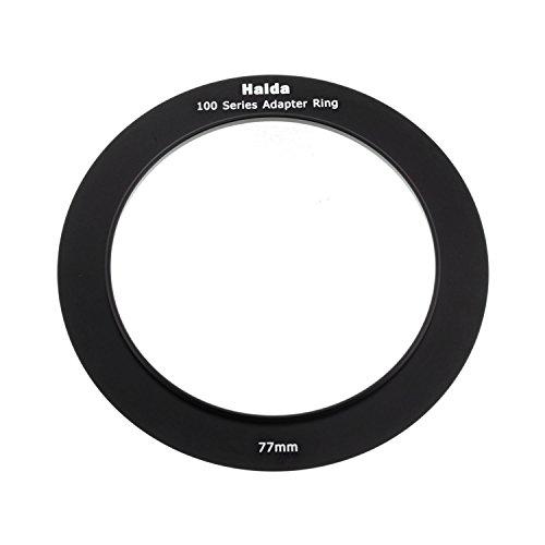 Haida 77mm Metal Adapter ring for 100 Series Filter Holder fits 77 Lens / Lenses