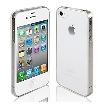 TheSmartGuard iPhone 4S 4 Funda Hard Case Transparente ...