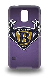 Galaxy S5 3D PC Case Cover Skin : Premium High Quality NFL Baltimore Ravens Logo 3D PC Case ( Custom Picture iPhone 6, iPhone 6 PLUS, iPhone 5, iPhone 5S, iPhone 5C, iPhone 4, iPhone 4S,Galaxy S6,Galaxy S5,Galaxy S4,Galaxy S3,Note 3,iPad Mini-Mini 2,iPad Air )