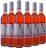 Vipava 1894 Vino rosado Vino de calidad 2018 (6 x 0