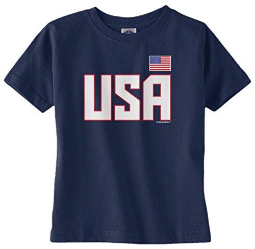 Threadrock-Unisex-Baby-USA-National-Team-Infant-T-Shirt