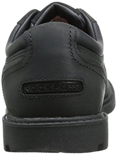 Rockport - Herren Rgd Buc Wp Mudgrd Schuhe Black Ii