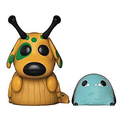 Funko POP Monsters: Monsters - Slog with Grub (Styles May Vary): Toys & Games