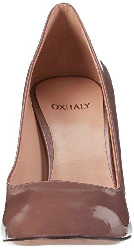 Oxitaly Rosalia 100, Scarpe Col Tacco Donna Rosa (Pink (Antik))