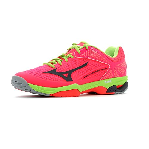 Scarpe Da Tennis 2 Tour All Exceed Women's Wave Court Mizuno Rosa 8zx40Fw