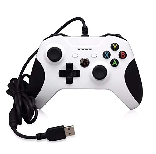 QianHui Dobe Wired Controller Gamepad Joystick for Microsoft Xbox One, Xbox One S Console Windows 7 and Above