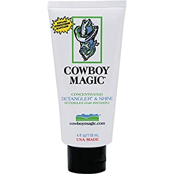 Cowboy Magic Detangler & Shine 4 oz.