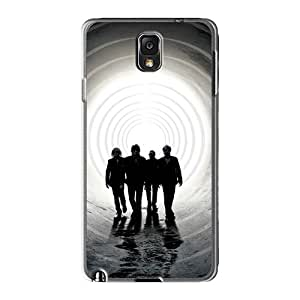 Durable Cell-phone Hard Cover For Samsung Galaxy Note3 (Bcb1210YCeH) Allow Personal Design High Resolution Bon Jovi Pattern