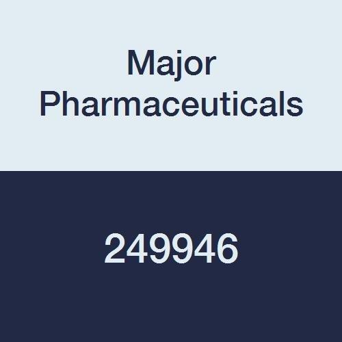 Major Pharmaceuticals 249946 Fergon Ferrous Gluconate Nutritional Supplement Tablet, 5 gr, 10x10 UD Tablets
