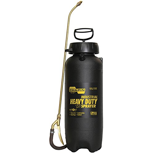 Chapin 22790XP 3-Gallon Industrial Heavy Duty Sprayer for Use with Most Industrial Chemicals, 3-Gallon (1 Sprayer/Package)