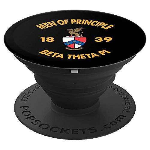Beta Theta Pi Phone Grip - PopSockets Grip and Stand for Phones and Tablets