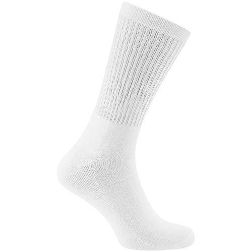 Sport En Hommes Paires White Charles 12 Chaussettes Wilson Mélange De Hautes Coton Pour xSqYSZwg0