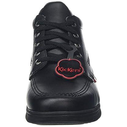 Kickers Unisex's Kelland Lace Leather Shoes 2