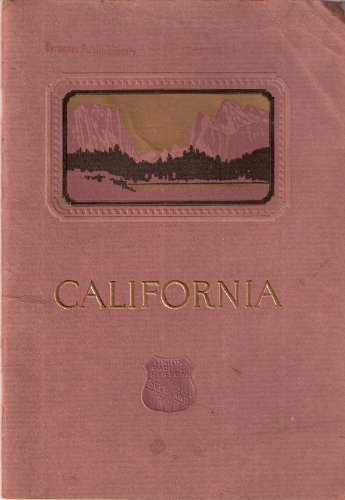 (California [issued by the Union Pacific System])