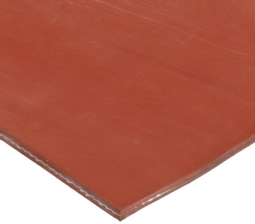 Silicone Durometer Smooth Finish Backing