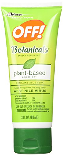 Off Botanical Lotion Insect Repelent 3 Ounce Pack Of 2