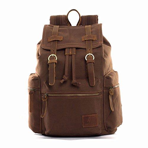 canvas-backpack-vintage-rucksack-hiking-travel-outdoor-shouder-bag-carry-case-coffee-220