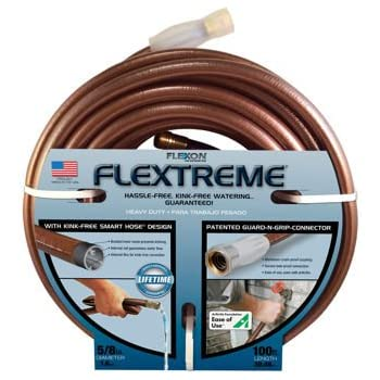 Flexon Flextreme 100 Ft Heavy Duty Garden Hose Garden Outdoor