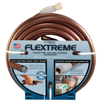 Charming Flexon Flextreme 100 Ft. Heavy Duty Garden Hose