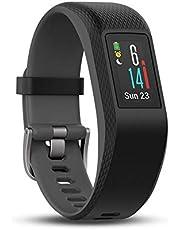 Garmin Vívosport GPS-fitnesstracker, 24/7 hartslagmeting aan de pols, geïntegreerde GPS, vooraf geïnstalleerde loop-app, kleurentouchscreen met hoge resolutie
