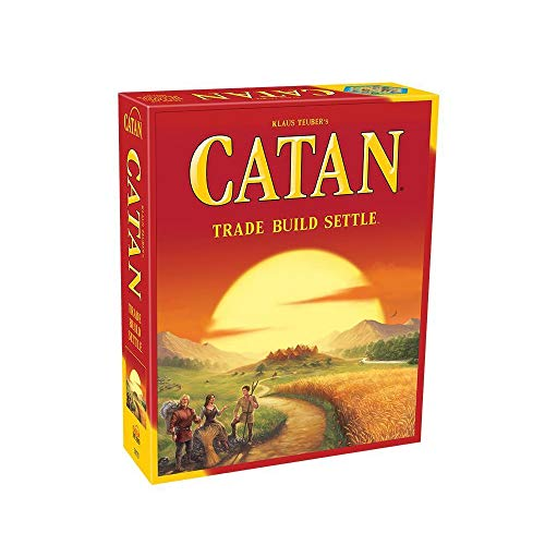Catan (Game Anything Say Board)