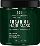 Best Keratin Mask For Hairs - Botanic Hearth Argan Oil Hair Mask - Deep Review