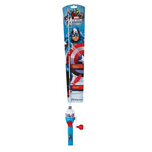 Shakespeare Captain America Fishing Kit