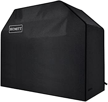 Homitt 58 Inch 3-4 Burner Waterproof BBQ Cover