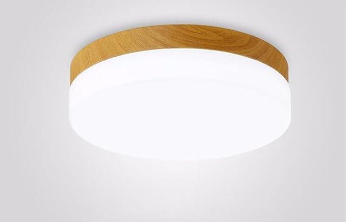 Plafoniere Da Balcone : Gzlight plafoniera moderno led lampada da soffitto bambini wood