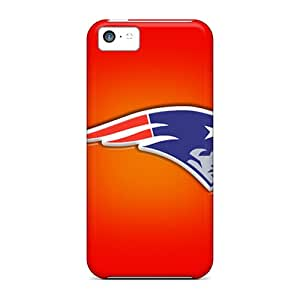 New England Patriots Case Compatible With Iphone 5c/ Hot Protection Case