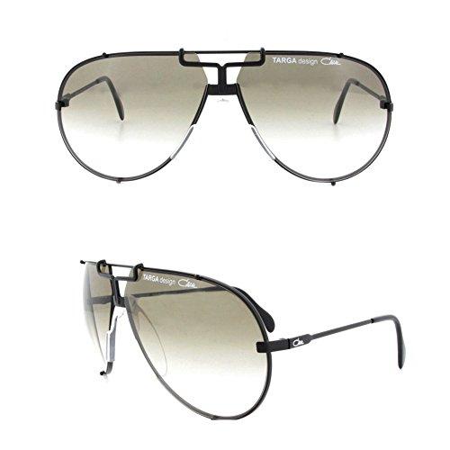 Cazal 901 Targa Sunglasses Aviator Legend Matt Black (49) AUTHENTIC - Sunglasses Aviator Cazal