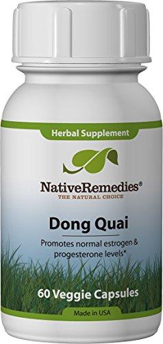 Dong Quai for Hormonal Balance (Dong Quai Pms)