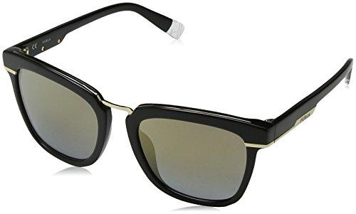 Black a Donna Da Sole shiny Occhiali Furla Nero 52 N Eyewear antWxqgz