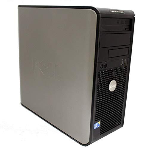 Dell Optiplex 760 Tower, C2D 2.93GHz, 4GB, 500GB, WiFi, HDMI, Windows 7 Professional (Renewed)