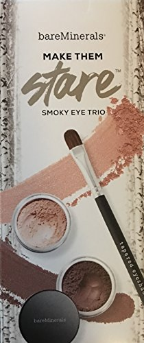 Bare Minerals Make Up Sets (Make Them Stare Smoky Eye Trio)