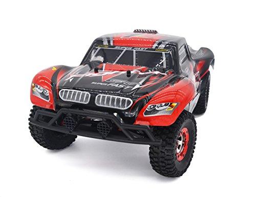 brushless motor rc car 4x4 - 9