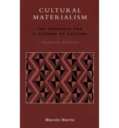 Download [(Cultural Materialism: The Struggle for a Science of Culture)] [Author: Marvin Harris] published on (September, 2001) pdf