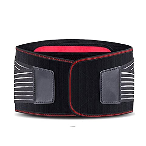 Back Brace Support Belt for Men Women,Pain Relief Lumbar Support Belt for Treatment of Sciatica, Scoliosis, Herniated Disc or Degenerative Disc (Lumbar Brace 5x)