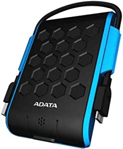 ADATA HD720 USB 3.0 Waterproof/Dustproof/Shockproof 2TB External Hard Drive Blue