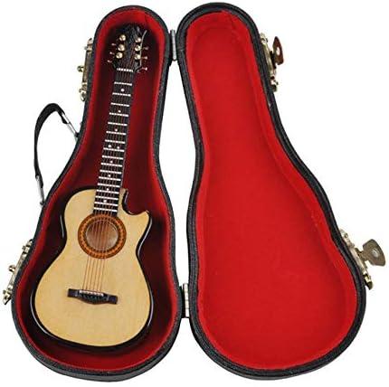 Peanutaso MG-245 Mini Venta de Adornos Musicales Guitarra ...