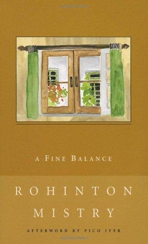 A Fine Balance PDF