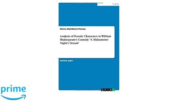 shakespeare female characters analysis