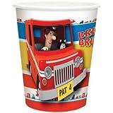 Amscan 266 ml Cup Postman Pat