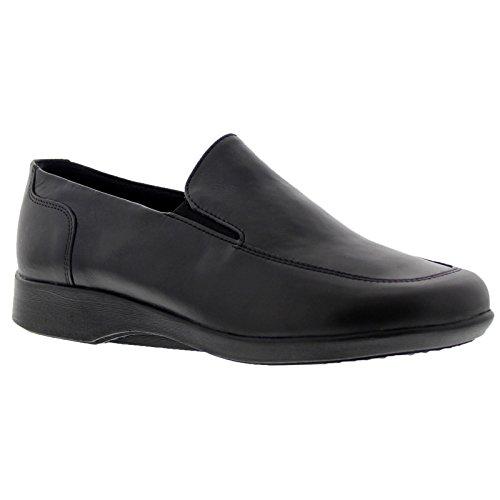 Cuir En Chaussures Noir Frisia Femme Arcopedico 0gxUI