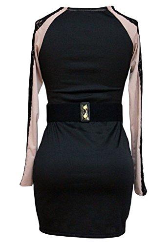 Pinkyee - Vestido - para mujer Black6